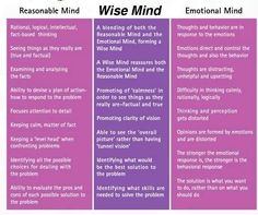 more about wise mind