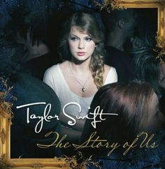 Taylor Swift the story of us single song cover