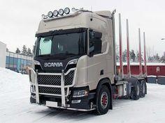 Custom Parts - Galleria Scania