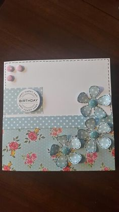 Handmade card - craftwork cards kitsch collection by Mary Gillingham