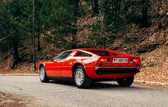 Super Sport, Super Cars, Maserati Merak, Good Looking Cars, High Performance Cars, Jaguar E Type, Small Engine, Racing Team, Dna