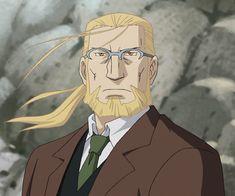 Fullmetal Alchemist: Brotherhood - Van Hohenheim