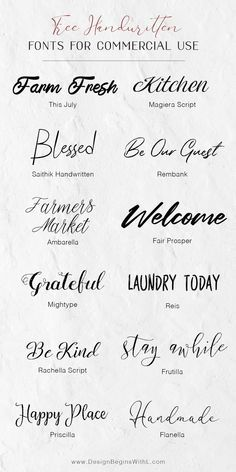 Lettering Fonts Discover 12 Free Farmhouse Fonts For Commercial Use Getting to grips with the fonts is hard enough. Its even harder when you need the typeface for a project to sell. With so many free fonts available Font Design, Web Design, Type Design, Polices Cricut, Tattoo Pencil, Fontes Script, Handwriting Alphabet, Handwriting Fonts Alphabet, Cursive Fonts