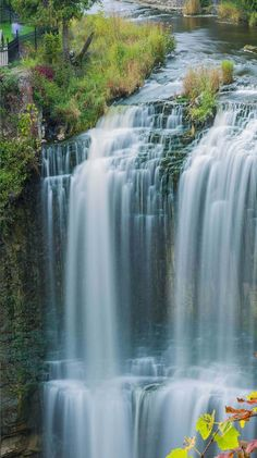 River Waterfalls 1597 Stair Risers Wallpaper AJ Wallpaper is part of Waterfall - Foto Nature, All Nature, Science And Nature, Amazing Nature, Water Pictures, Cool Pictures, Cool Photos, Beautiful Waterfalls, Beautiful Landscapes