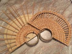 Rattan, Wicker, Basket Crafts, Newspaper Basket, Basket Bag, Hand Fan, Macrame, Home Appliances, Wall