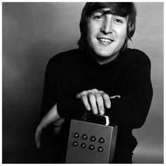 John Lennon, 1965. Photo Brian Duffy