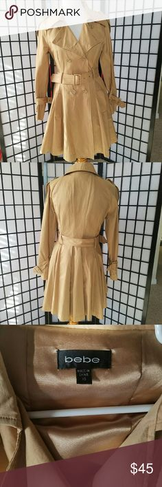 Bebe Dress Jacket Super cute   In excellent condition  Size Extra Small bebe Dresses