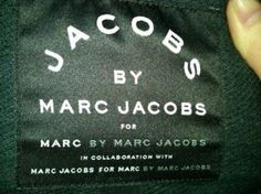 so marc jacobs made this?