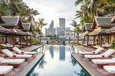 The Peninsula, Bangkok.