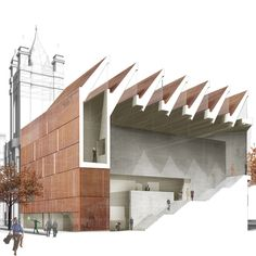 Art Gallery & Museum, Cheltenham, UK - Terry Pawson Architects