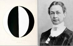 Hilma af Klint was a swedish artist who was born in 1862 and died in She is concidered one of the first abstract painters together with Mondrian, Malevich and Kandinsky. Abstract Painters, Abstract Drawings, Abstract Art, Theosophical Society, Hilma Af Klint, Modern Masters, Kandinsky, New Pictures, Installation Art