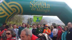 Hoy Gran Senda de Málaga esta apoyando el 2º Encuentro Senderista PRO Carretera paisajística & rutas del Triángulo Activo.