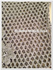 Füsun Arıkan: Tığ İşi Motifli Hırka Ve Yapılışı Knitting, Crochet, Crochet Ideas, Ideas, Cardigan Sweater Outfit, Rolodex, Joy, Appliques, Boleros