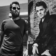 Beard or no beard? Henry Cavill in Men's Fitness & Men's Health talking film, working out and romance. See them at HenryCavill.org - link in description.