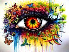 45 ideas eye tattoo sketch artists for 2019 Eyes Drawing Tumblr, Art Sketches, Art Drawings, Arte Hip Hop, Eyes Artwork, Eye Sketch, Eye Painting, Artwork Pictures, Arte Pop