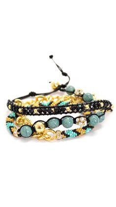 It's a bracelet... it's a necklace... it's up to you!! $19 at shopbluedoor.com!