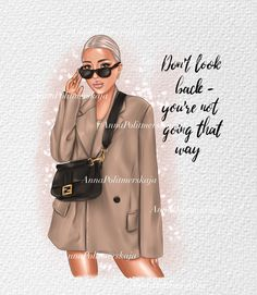 Pink Fashion, Fashion Prints, Womens Fashion, Fashion Design, Style Fashion, Fashion Clipart, Textile Logo, Fashion Sketches, Fashion Illustrations