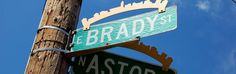 Vintage Clothing?  Hipster style?  Great Night Life?  Yes. | Brady and Astor
