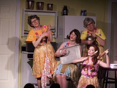 Church Basement Ladies is a heartfelt and funny musical depicting the lives of four women in the early 1960's!