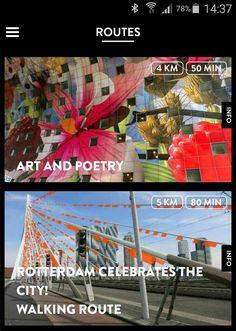Rotterdam Routes App