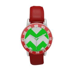 ==>>Big Save on          Chevron 1 Green Wrist Watch           Chevron 1 Green Wrist Watch We have the best promotion for you and if you are interested in the related item or need more information reviews from the x customer who are own of them before please follow the link to see fully review...Cleck Hot Deals >>> http://www.zazzle.com/chevron_1_green_wrist_watch-256697301795246043?rf=238627982471231924&zbar=1&tc=terrest