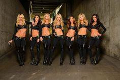 Monster Energy Speedway Girls