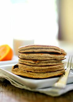 Protein Pancake Ideas... straight up naked baby!  good morning :0  #cakeporn #proteinpancake #lowcarb #protein #fitfoodie #fitspo #fitfood #fitness #postworkout #breakfast #healthysnack #healthyfat