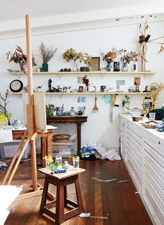 artist working space - Google Search