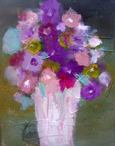 just ask anyone mixed media on canvas wendy mcwilliams