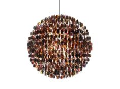 Stuart Haygarth's Opulent Chandeliers Are Made Entirely from Recycled Objects | Inhabitat - Sustainable Design Innovation, Eco Architecture, Green Building