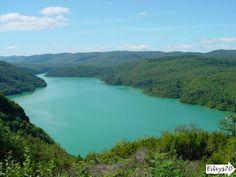 On ne peut pas parler du LAC DE VOUGLANS sans avoir au préalable décrit le BARRAGE DE VOUGLANS puisqu'il s'agit d'un lac artificiel... Sans retenue d'eau, point de lac ! BARRAGE DE VOUGLANS : Double objectif : produire de l'électricité tout en régulant...