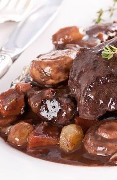 BEEF BOURGUIGNON:                                                                                                                So Full Of Flavor, My Family Always Begs Me To Make This Beef Stew! | 12 Tomatoes