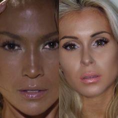 Jennifer Lopez inspired Makeup from her video Booty. #jenniferlopez #jlo #beauty #makeuptutorial #makeuptransformation #celebrityinspired
