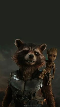 Rocket and Groot Guardians der Galaxis - Marvel - Marvel Avengers, Marvel Art, Marvel Memes, Marvel Dc Comics, Gardians Of The Galaxy, Guardians Of Galaxy, Groot Guardians, Die Rächer, Avengers Wallpaper