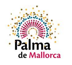 Una de nuestras propuestas para la marca turística de Palma. En este caso está inspirada en el rosetón de la Catedral de Palma de Mallorca.
