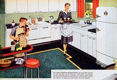 Frigidaire Ad, 1949
