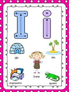 SUPER LÁMINAS PARA TRABAJAR LAS VOCALES -Orientacion Andujar Abc Preschool, Preschool Coloring Pages, Preschool Letters, Preschool Learning Activities, Alphabet Activities, Toddler Activities, Kids Learning, Teaching The Alphabet, Alphabet For Kids