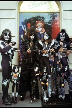 Ace Frehley!!!!!