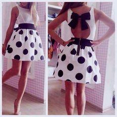 Polka Dots make me happy!!!!