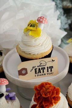 lemonade cupcakes #cupcakes