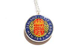 Coin Pendant, Pendant Necklace, Jewelry, Jewlery, Jewerly, Schmuck, Jewels, Jewelery, Drop Necklace