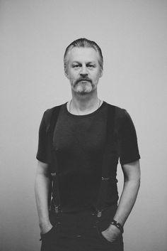 Actor Morten Hebsgaard - by HEIN PHOTOGRAPHY