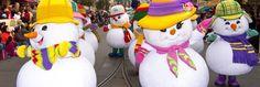 Boneco de Neve #DisneylandCalifornia
