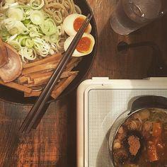 yummy #fujiyamagogo #tsukemen #iphonegraphy #iphoneonly #iphonesia #instavsco #foodies #foodgasm #foodgram #foodporn #instafood #instagram #japanese #noodle #ramen by pormeranianp
