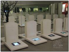 Sala de tumbas - War Museum Bastogne