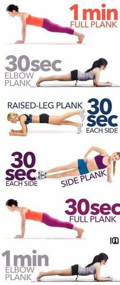 Workout Routines for Women - Easy Fitness and Exercise Plans