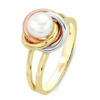 Altın inci yüzük, İnci altın yüzük, Modelleri, Fiyatları, İnci yüzükler - Myra Gold