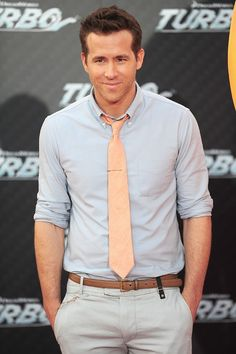 Ryan Reynolds AKA Andrew Paxton from The Proposal