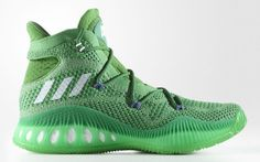 ADIDAS CRAZY EXPLOSIVE ANDREW WIGGINS  BW0626 GREEN #Adidas #AthleticSneakers