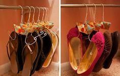 DIY How To Hang Flops